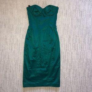 Strapless Dolce & Gabbana Bustier dress